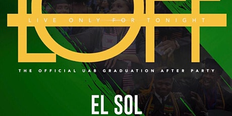 UAB GRADUATION PARTY tickets