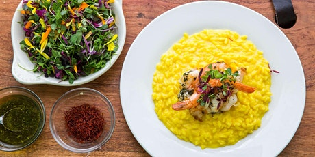 The Art of Risotto - Cooking Class by Cozymeal™ tickets