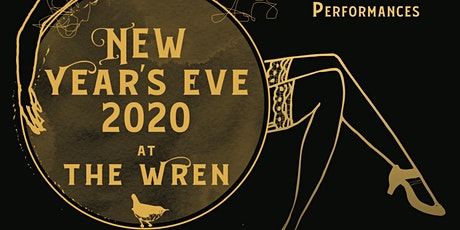 2020 New Year's Eve at The Wren tickets