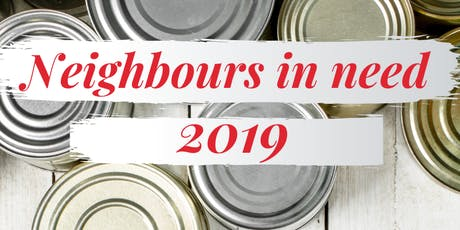 Neighbours in Need 2019 - session 2 tickets