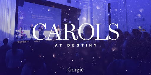Carols at Destiny - Gorgie