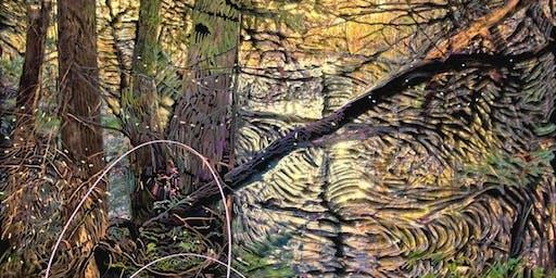 Painting Copeland Creek with Brian Burnett