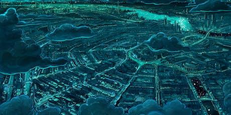 Thursday Night Live! De Donkere Stad: Een thuis voor Stadsastronauten tickets