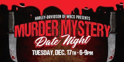 Murder Mystery Date Night