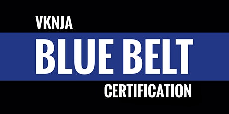 Viking Ninja Blue Belt Certification tickets