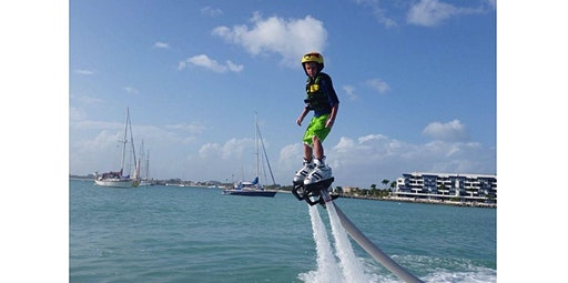 Flyboard Experience (2020-01-22 starts at 11:45 AM)