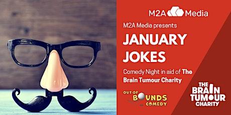 M2A'S JANUARY JOKES tickets