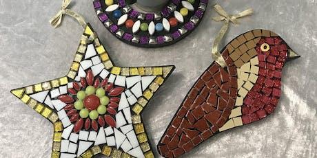 Children's festive mosaic workshop tickets