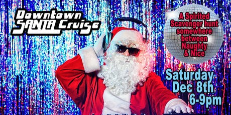 2019 Downtown SANTA Cruise tickets