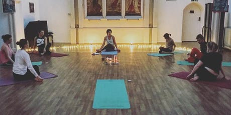 Mandala Yoga; Journey through the Elements tickets