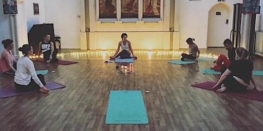 Mandala Yoga; Journey through the Elements