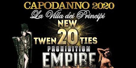 Capodanno 2020 - Villa dei Principi - 0698875854 biglietti