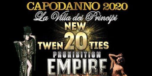 Capodanno 2020 - Villa dei Principi - 0698875854