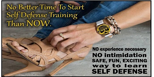 Ladies Night Out Self-Defense Class