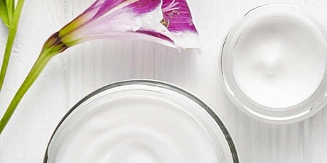 MASTERCLASS: ORGANIC FACIAL SKINCARE BEAUTY PRODUCTS tickets