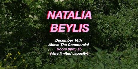 Natalia Beylis (Live) - Limerick tickets