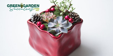 Holiday Succulent Workshop tickets
