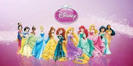 The Princess Ball Sleepover tickets