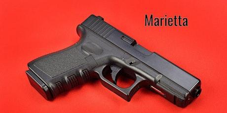 Marietta GA Conceal Carry Class Plus Free Friend 1/19 1pm tickets