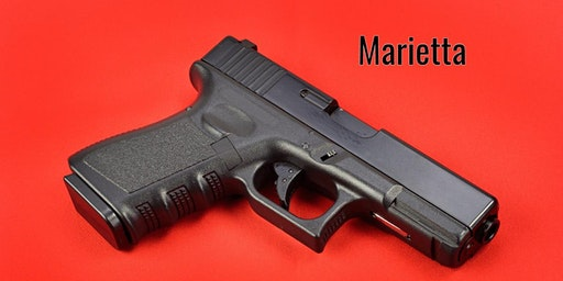 Marietta GA Conceal Carry Class Plus Free Friend 1/19 1pm