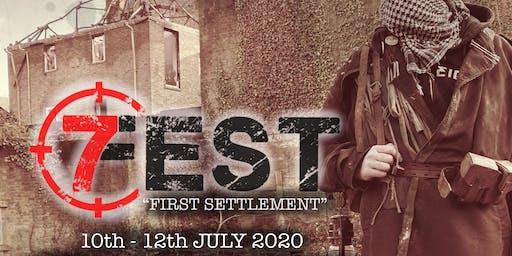 7FEST: First Settlement