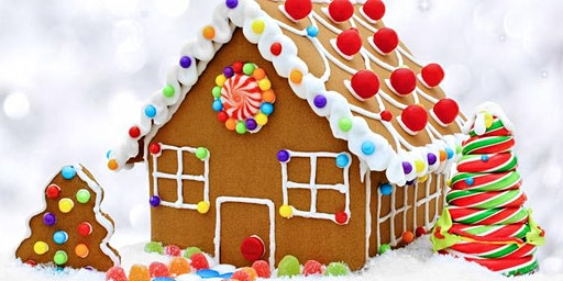 Gingerbread House Building Party