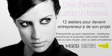 Les 12 sprints de l'entrepreneur.e billets