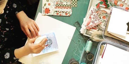 Paper Crafting Christmas Cards