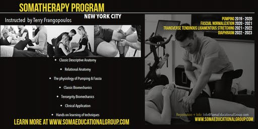 Pumping of the Trunk & Pelvis Course