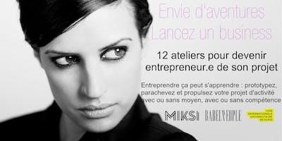 Les 12 sprints de l'entrepreneur.e