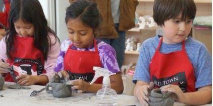 Hands on Art Program (HOAP) *Ages 5-17*