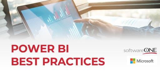 BEST PRACTICES OF POWER BI