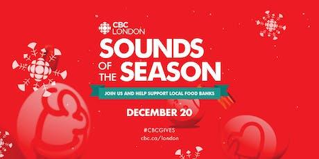 CBC London Sounds of the Season tickets