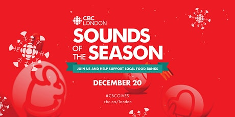 CBC London Sounds of the Season tickets