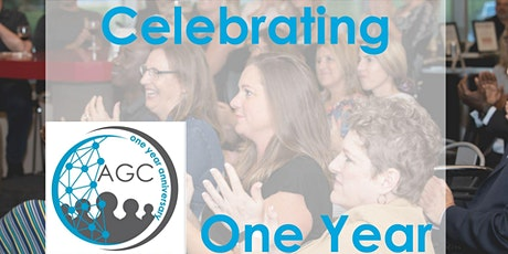 AGC One Year Anniversary Business Networking Event tickets