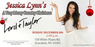 Jessica Lynn's- A Very Merry Country Christmas!