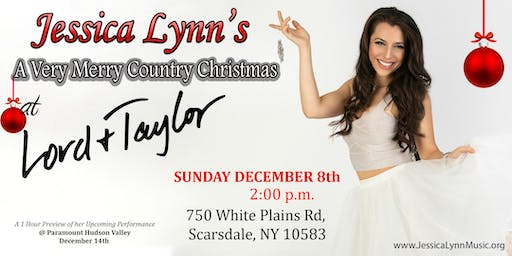 Jessica Lynn's- A Very Merry Country Christmas!