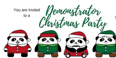 Stamp with Jenn Team ~ Demonstrator Christmas Potluck Party 2019 tickets