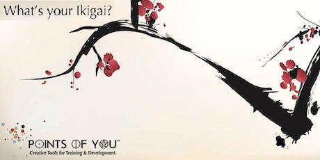 Ikigai Workshop - Ο σκοπός στη ζωή μου tickets