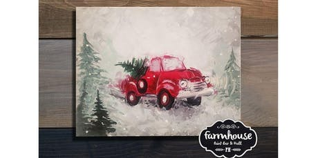 Step by Step - Snowy Truck (2019-12-21 starts at 7:00 PM) tickets