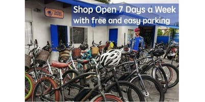 Electric Bike Rentals (2020-06-03 starts at 3:00 PM)