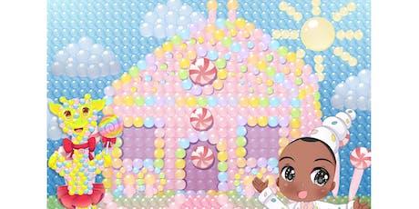 Balloon Decor's 4th Anniversary: Candyland - Balloon Extravaganza tickets