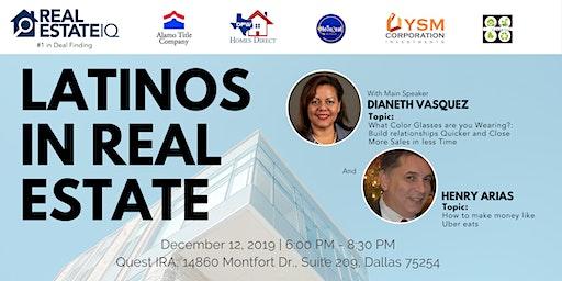 DFW - Latinos En Real Estate