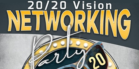 2020 Vision Networking tickets