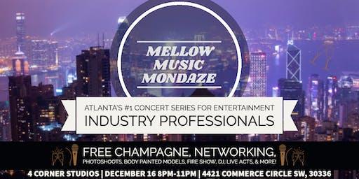 Mellow Music Mondaze: Entertainment Industry Concert Series