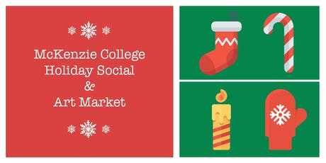 McKenzie College Holiday Social tickets
