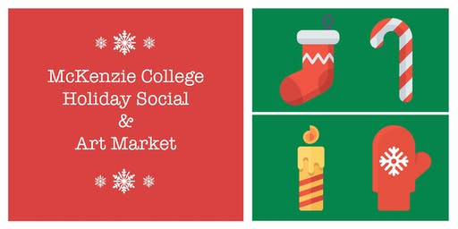McKenzie College Holiday Social