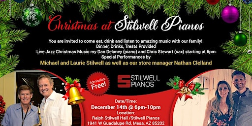 Stilwell Pianos Christmas Party!