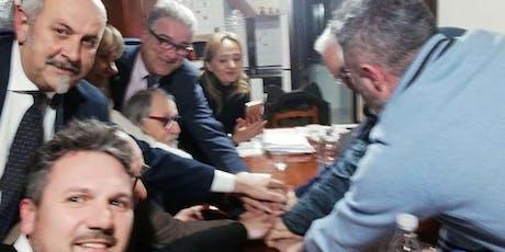 CENA SOCIALE ASSOCIATI FIAIP VENEZIA ANNO 2019 biglietti