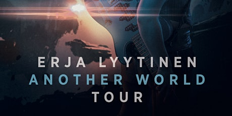ERJA LYYTINEN-Another World Tour entradas